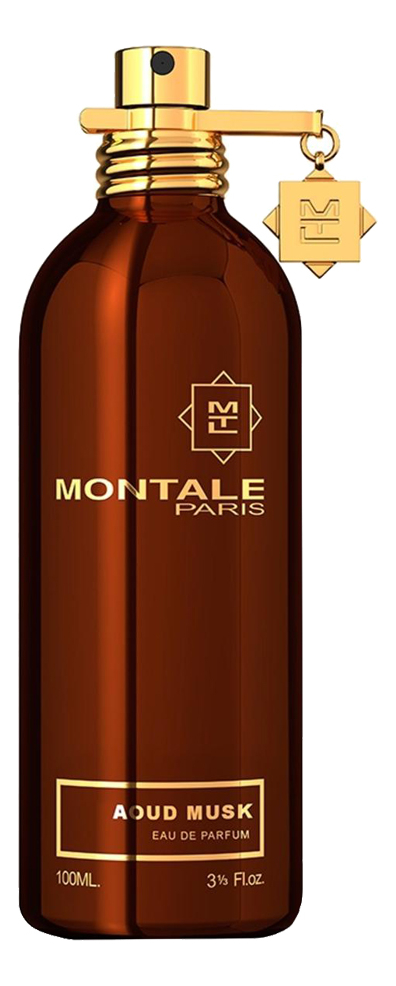 Фото - Montale Aoud Musk: парфюмерная вода 100мл тестер ysl exquisite musk парфюмерная вода 80мл тестер