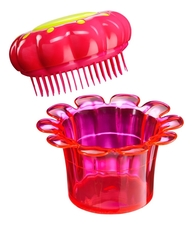 Tangle Teezer Расческа для волос Magic Flowerpot Princess Pink