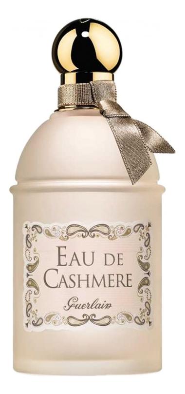 Guerlain Eau de Cashmere: туалетная вода 125мл