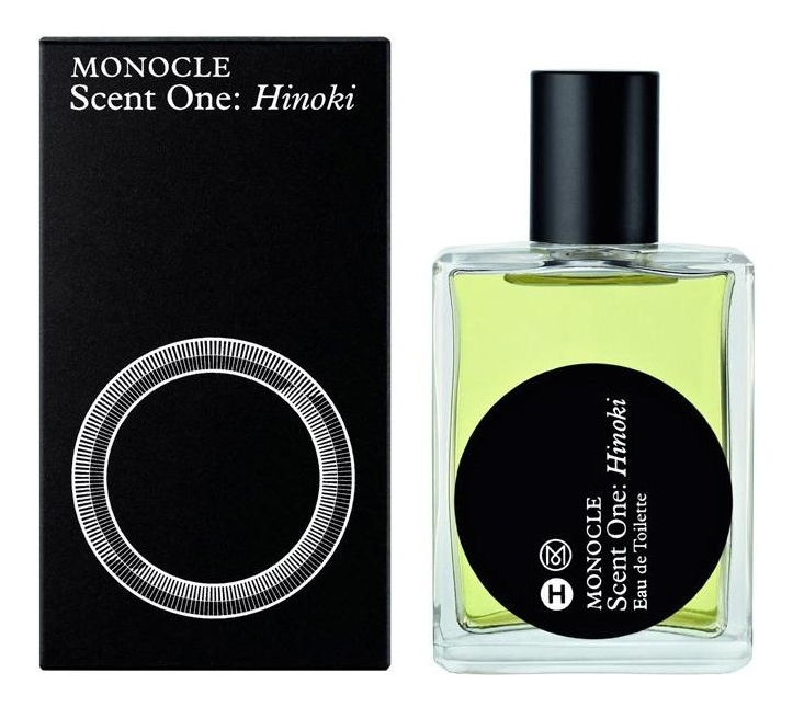Купить Monocle Scent One: Hinoki: туалетная вода 50мл, Comme des Garcons