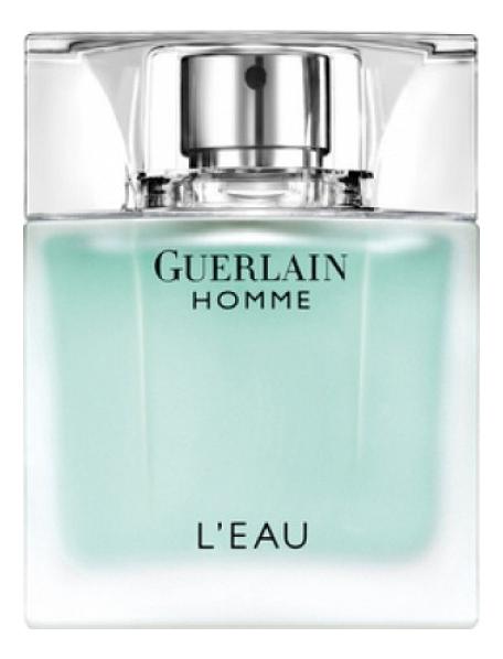 Guerlain Homme L'Eau: туалетная вода 80мл тестер guerlain homme туалетная вода 50мл