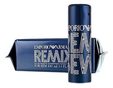 Купить Emporio Remix Men: туалетная вода 100мл, Giorgio Armani