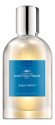 Comptoir Sud Pacifique Aqua Motu Eau De Toilette: туалетная вода 10мл