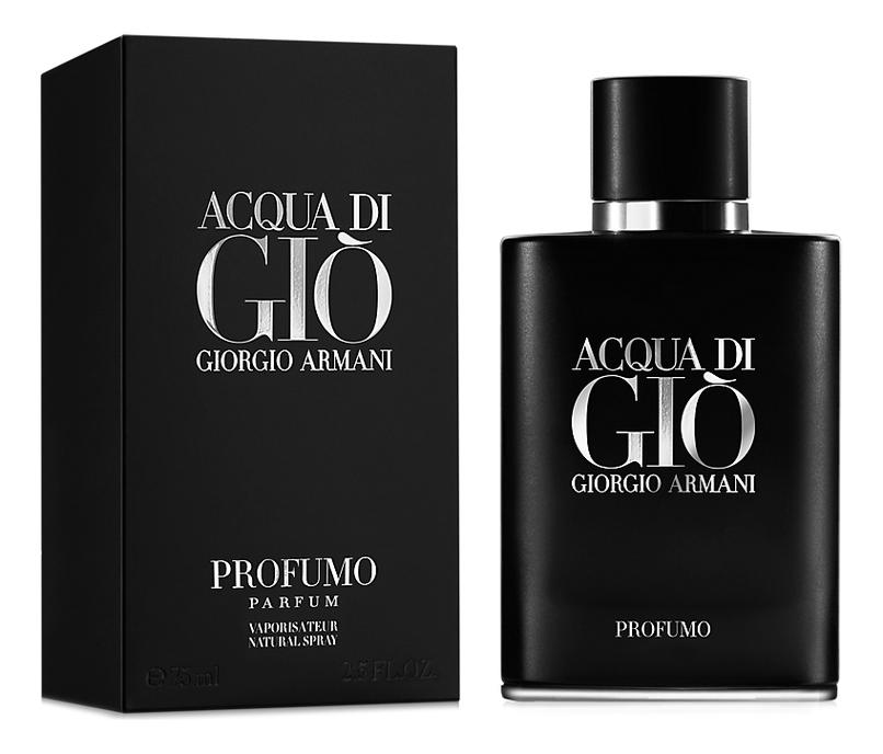 Armani Acqua di Gio Profumo: духи 75мл