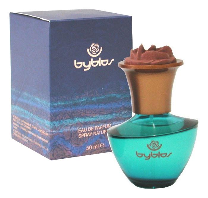 Купить Byblos: парфюмерная вода 50мл