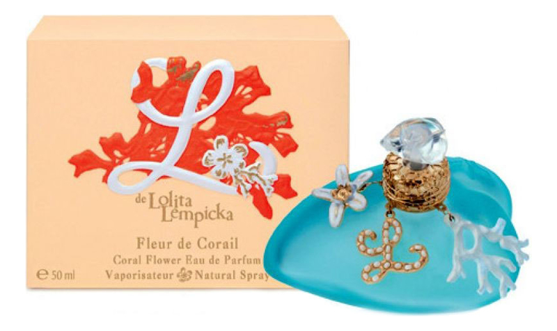 Fleur de Corail: парфюмерная вода 50мл недорого
