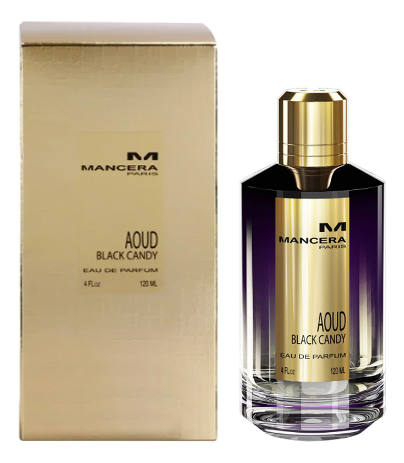 Купить Mancera Aoud Black Candy: парфюмерная вода 120мл