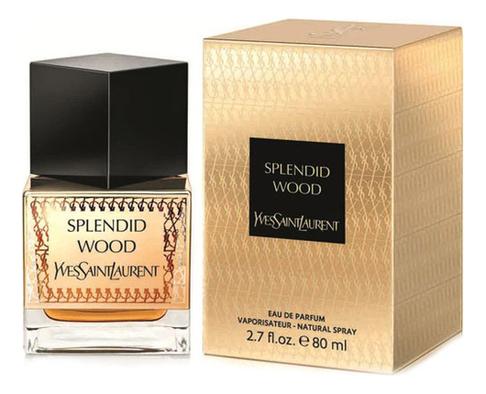 Фото - YSL Splendid Wood: парфюмерная вода 80мл ysl exquisite musk парфюмерная вода 80мл