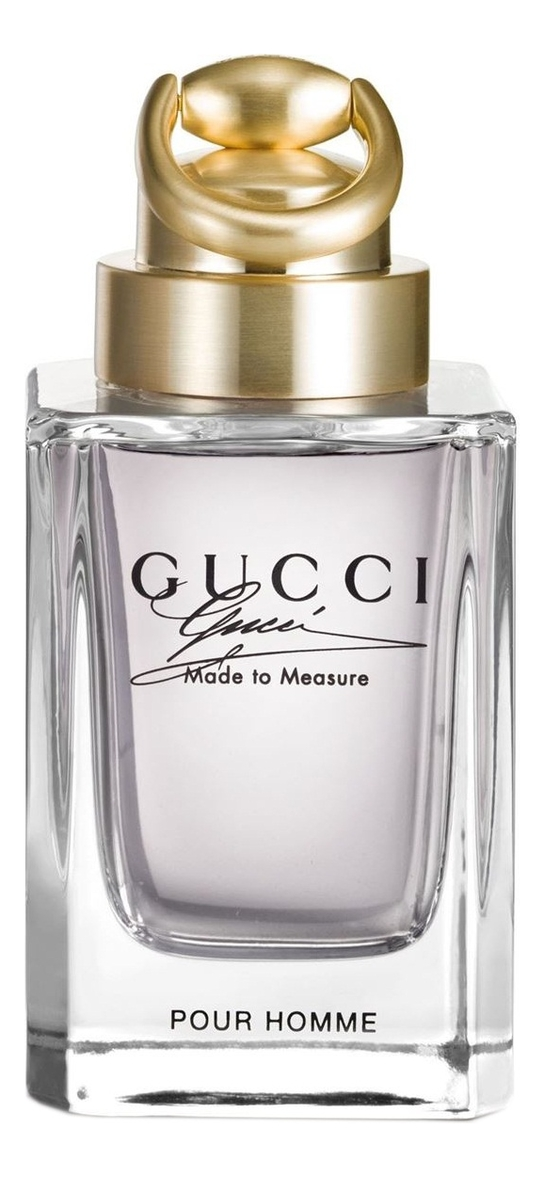 Gucci Made to Measure: туалетная вода 90мл тестер gucci made to measure
