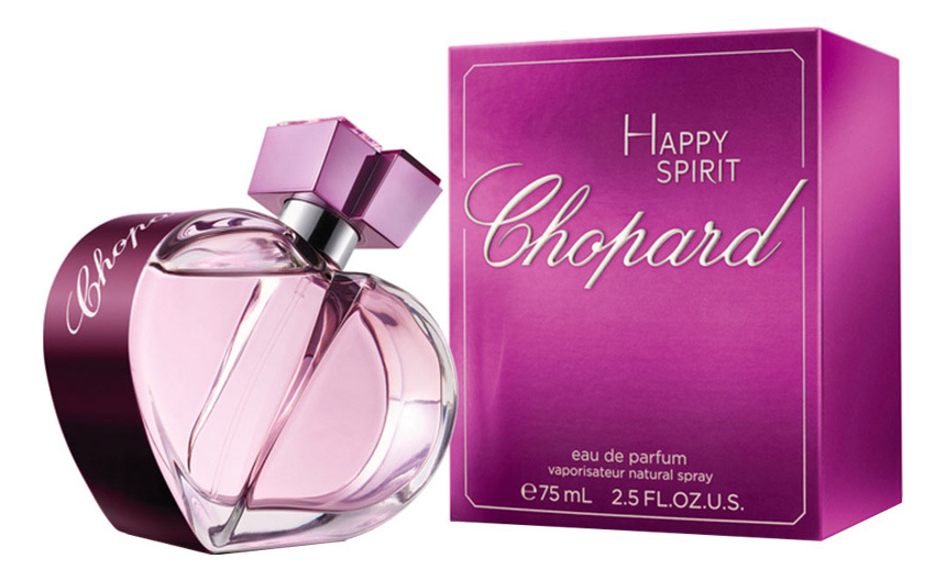цена Chopard Happy Spirit: парфюмерная вода 75мл онлайн в 2017 году