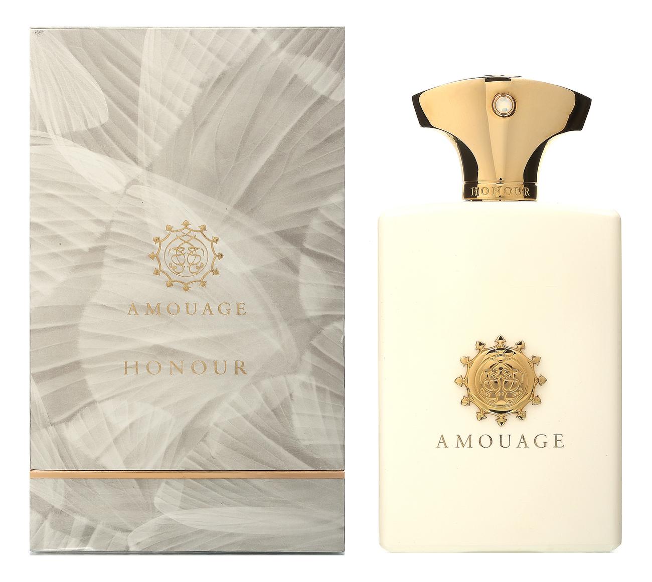 Купить Honour for men: парфюмерная вода 100мл, Amouage