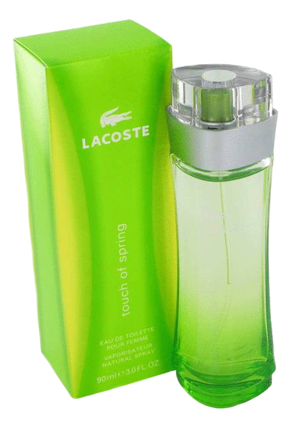 Lacoste Touch of Spring: туалетная вода 90мл