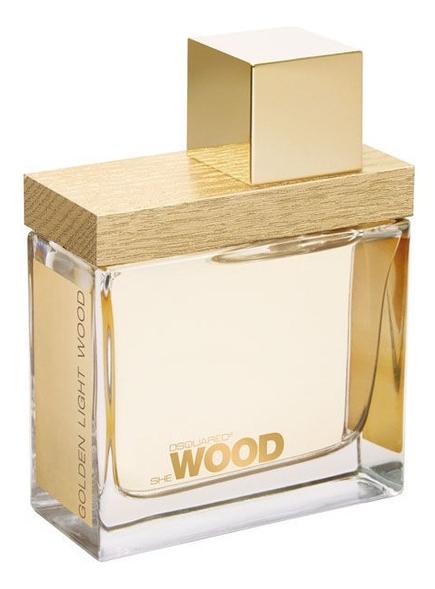 Купить Dsquared2 She Wood Golden Light Wood: парфюмерная вода 100мл тестер