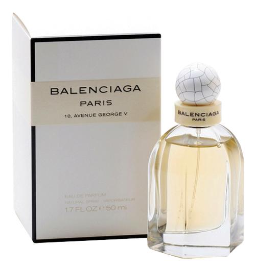 Balenciaga Paris 10 Avenue George V: парфюмерная вода 50мл фото