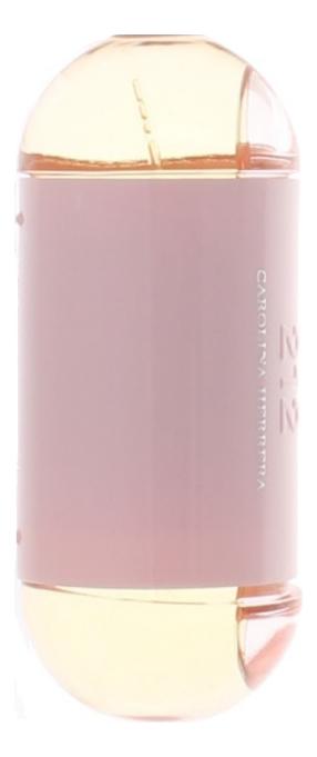 цена Carolina Herrera 212 Ice: туалетная вода 60мл тестер онлайн в 2017 году