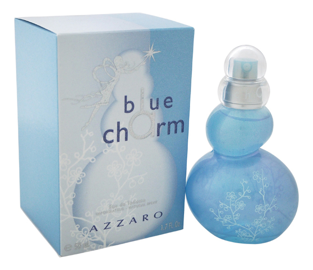 Blue Charm: туалетная вода 50мл недорого