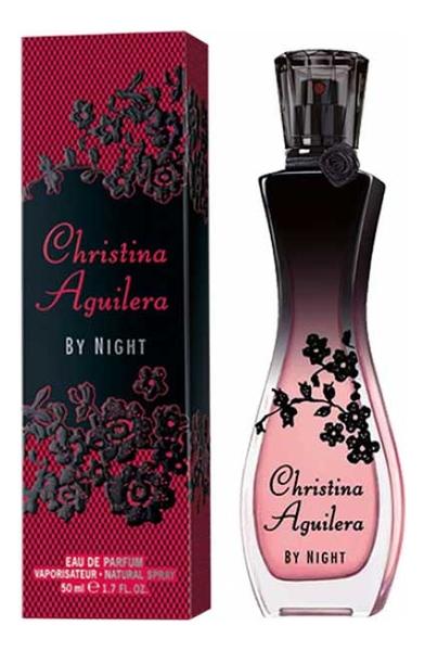 Christina Aguilera By Night: парфюмерная вода 50мл лонгслив printio christina aguilera
