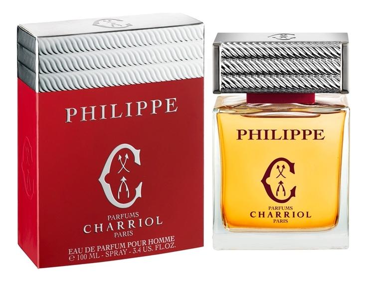 Charriol Philippe Eau de Parfum Pour Homme: парфюмерная вода 100мл фото
