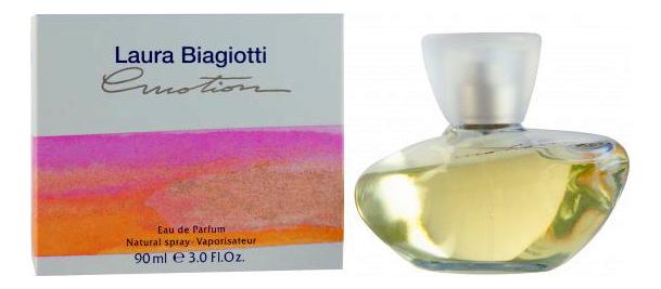 Laura Biagiotti Emotion: парфюмерная вода 90мл галстук laura biagiotti галстук