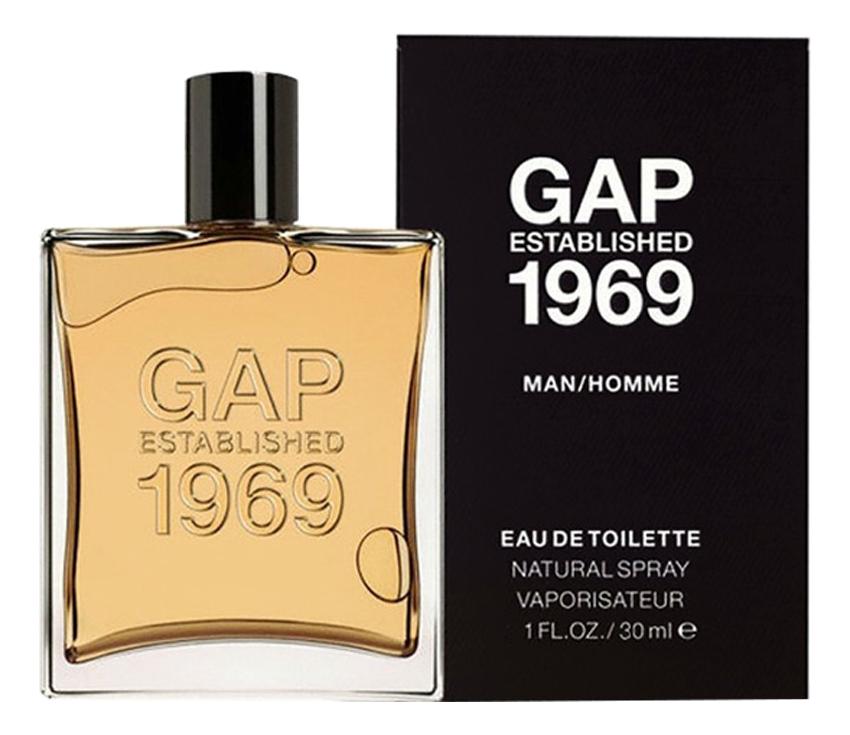 1969 Man: туалетная вода 30мл evergreen туалетная вода 30мл