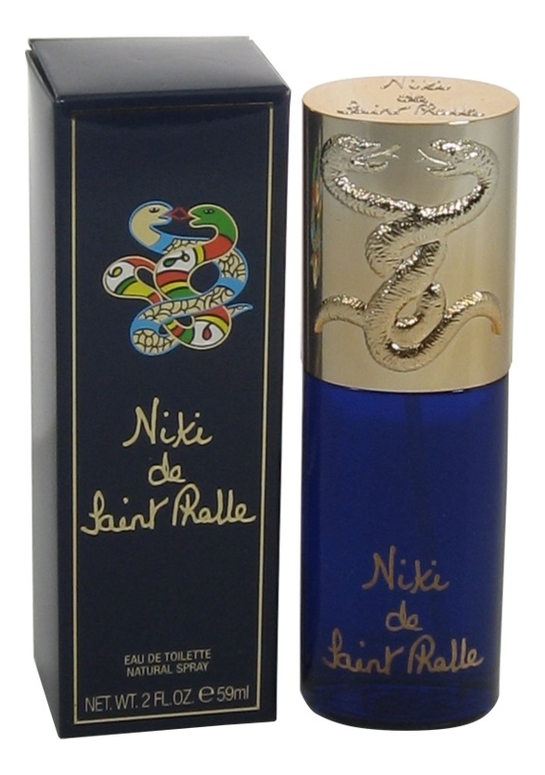 Niki de Saint Phalle: туалетная вода 59мл