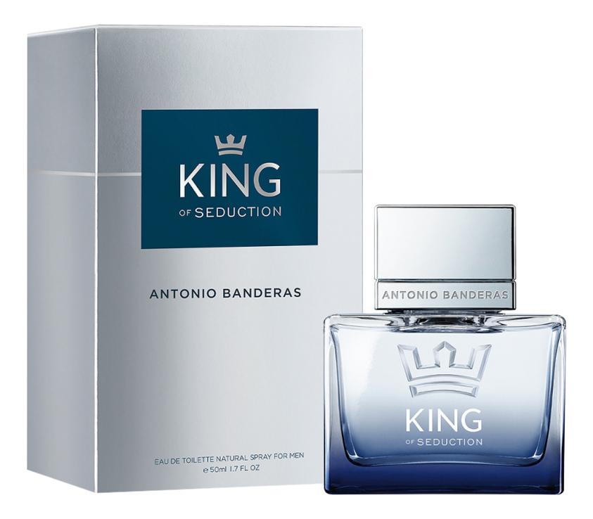 Antonio Banderas King Of Seduction: туалетная вода 50мл туалетная вода antonio banderas queen of seduction women edt 50 мл женская