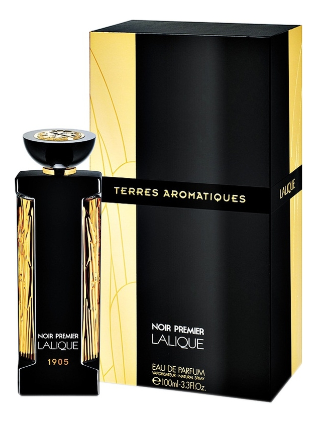 Купить Terres Aromatiques (1905): парфюмерная вода 100мл, Lalique