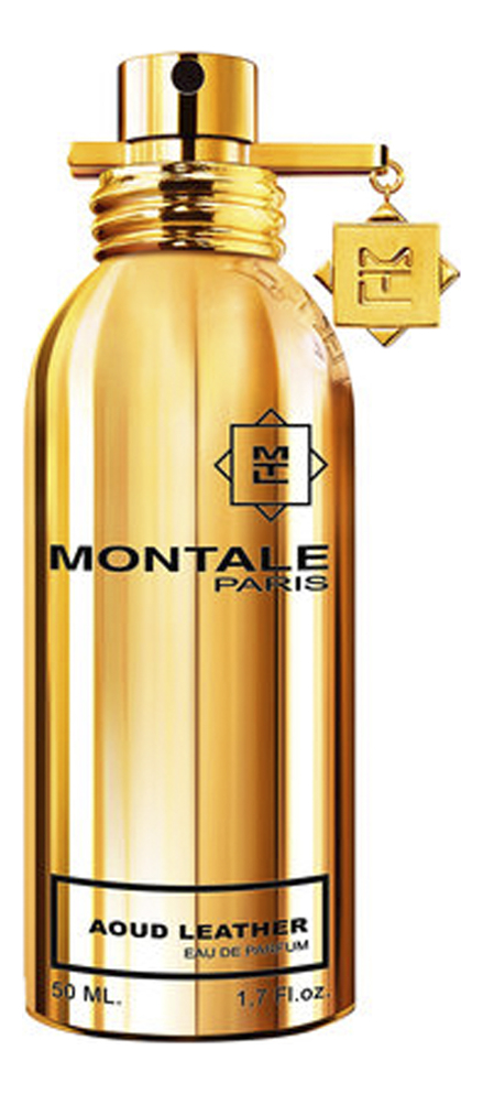 Montale Aoud Leather: парфюмерная вода 50мл
