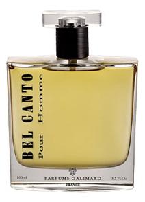 Купить Bel Canto: парфюмерная вода 100мл, Galimard