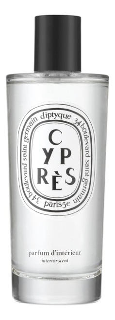 Diptyque Cypres: ароматизатор для помещений 150мл diptyque feuille de lavande ароматизатор для помещений 150мл
