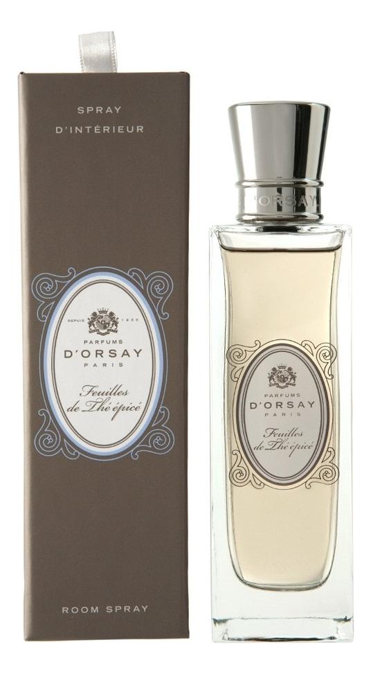 Купить D'Orsay Feuilles De The Epice: спрей для интерьера 100мл