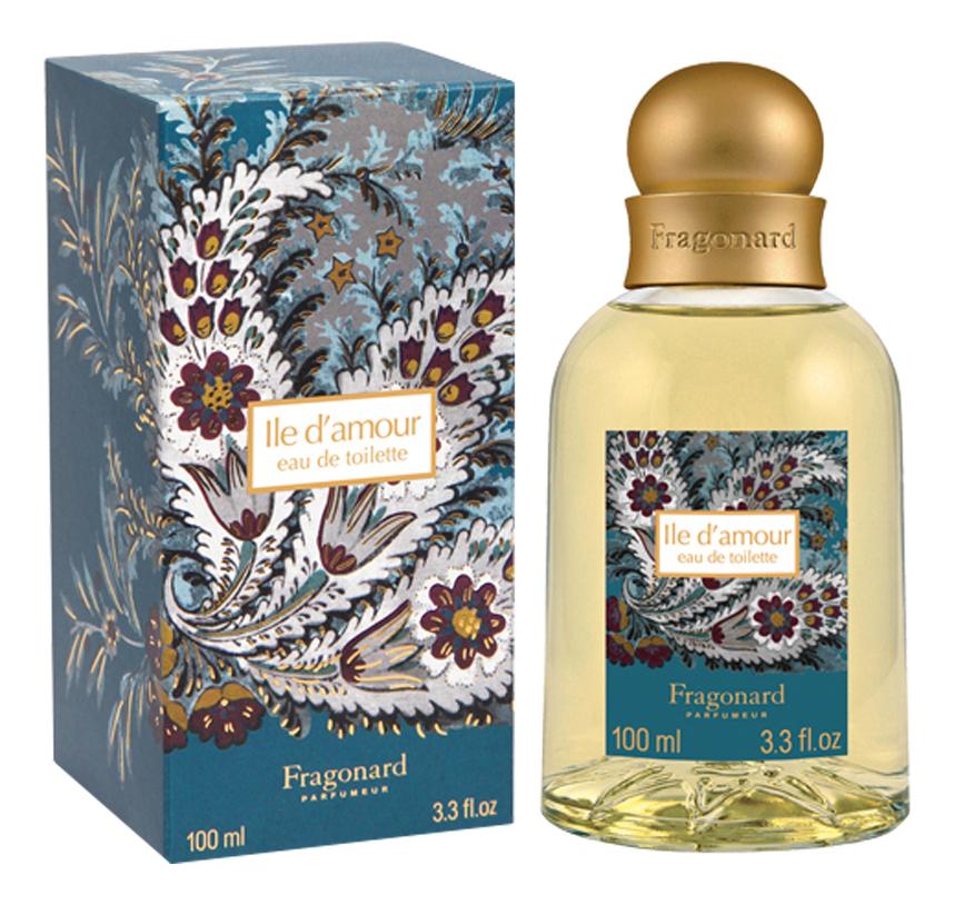Купить Ile d'Amour: туалетная вода 100мл, Fragonard