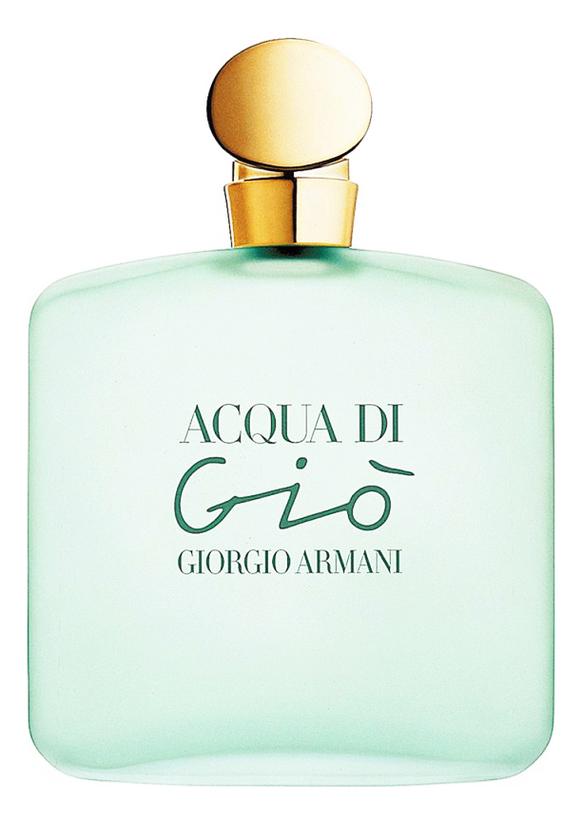Armani Acqua Di Gio Pour Femme женские духи парфюмерная и