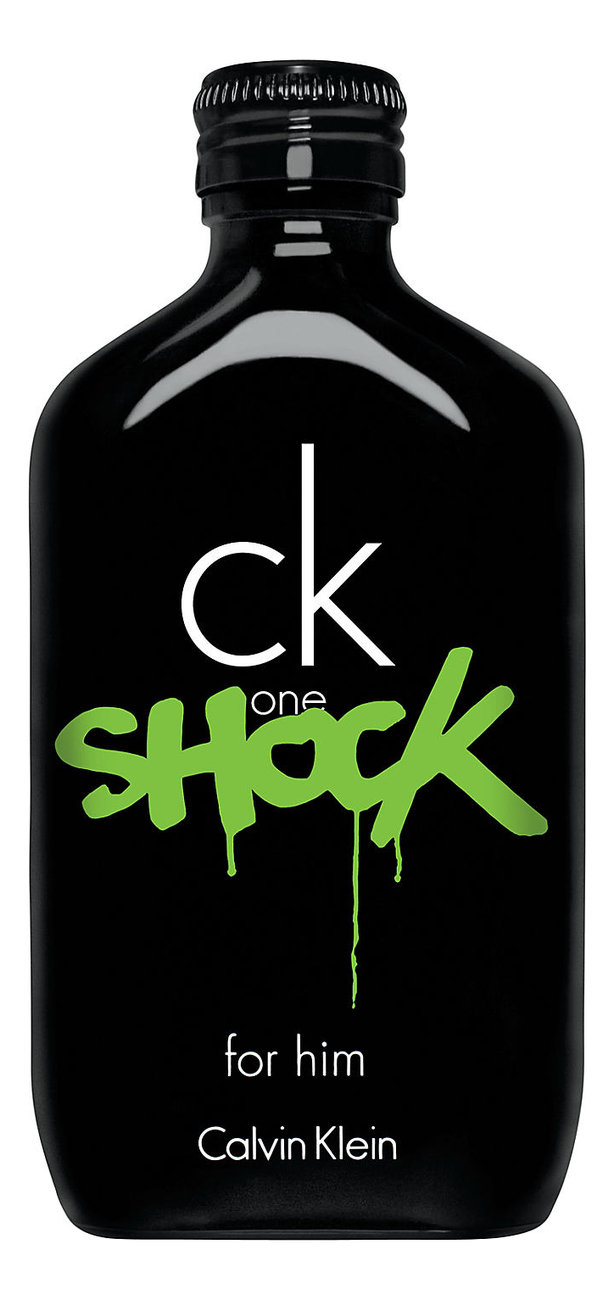 Calvin Klein CK One Shock For Him: туалетная вода 100мл тестер calvin klein ck one summer 2019 туалетная вода 100мл тестер