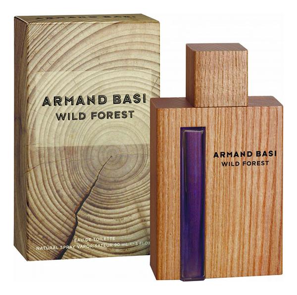 Armand Basi Wild Forest: туалетная вода 90мл
