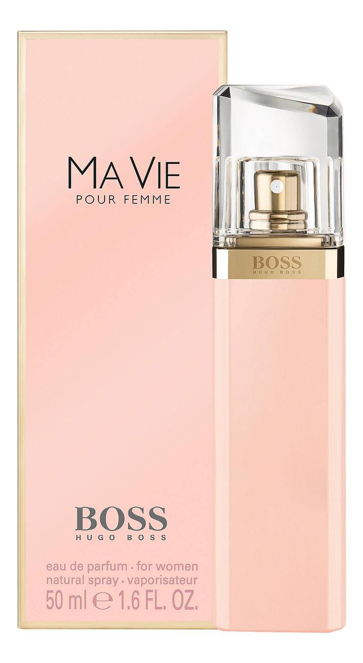 Boss Ma Vie Pour Femme: парфюмерная вода 50мл boss ma vie l eau туалетная вода 75мл