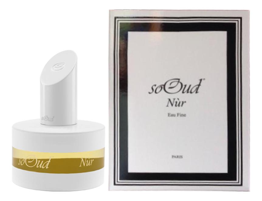 Купить Nur Parfum Eau Fine: туалетная вода 60мл, SoOud