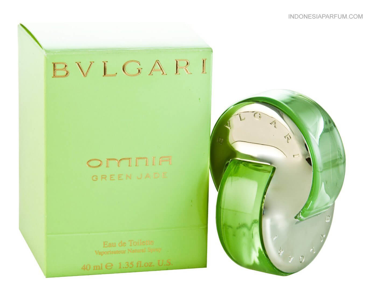 Bvlgari Omnia Green Jade: туалетная вода 40мл