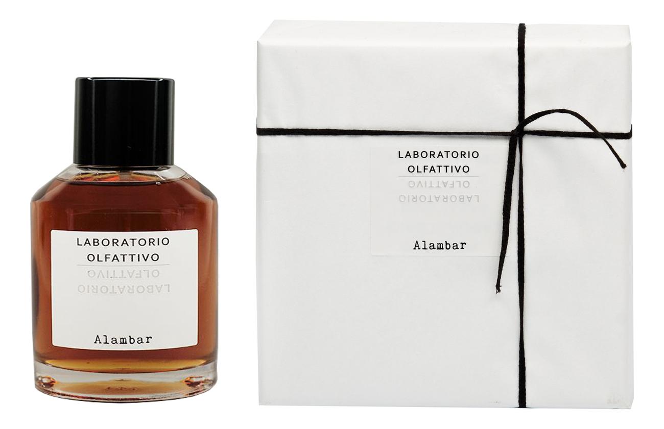 Купить Alambar: парфюмерная вода 100мл, Laboratorio Olfattivo