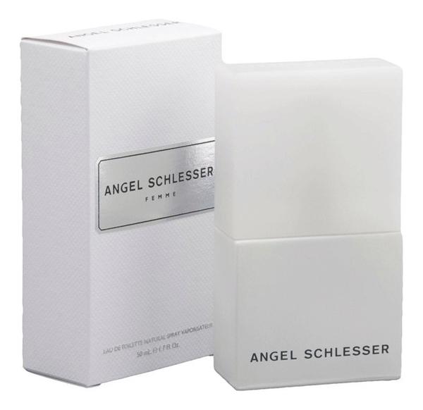 Angel Schlesser Femme: туалетная вода 50мл angel schlesser essential edp