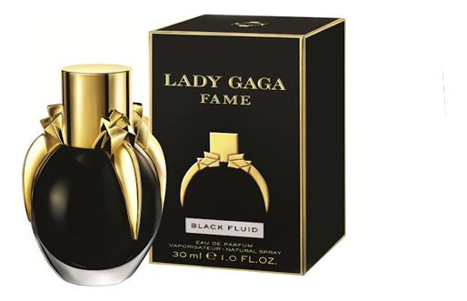 Lady Gaga Fame (Black Fluid): парфюмерная вода 30мл