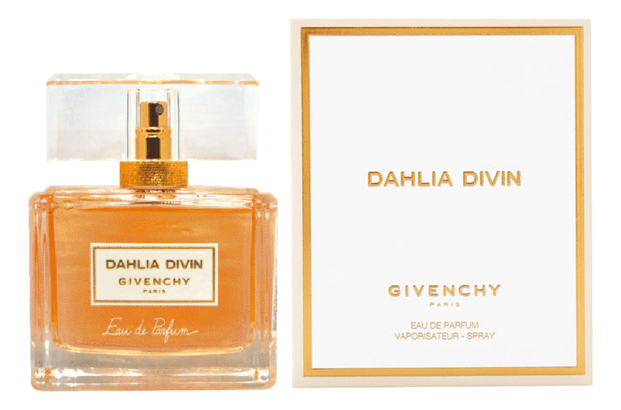Givenchy Dahlia Divin: парфюмерная вода 75мл