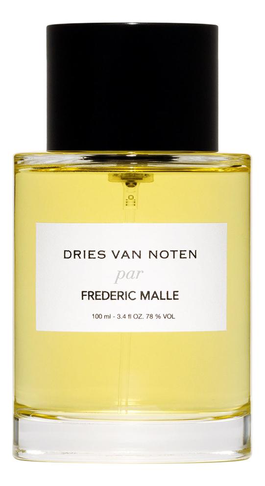 Frederic Malle Dries Van Noten: парфюмерная вода 100мл тестер frederic malle bois dorage туалетные духи тестер 100 мл