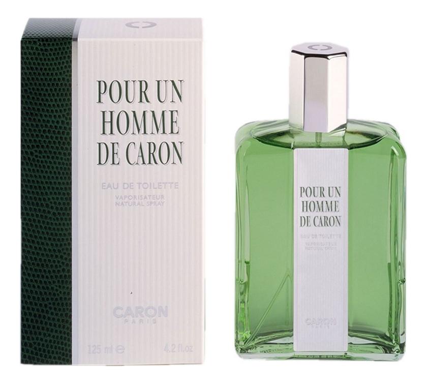 Pour Un Homme De Caron: туалетная вода 125мл недорого