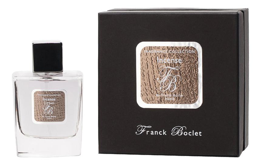 Franck Boclet Incense: парфюмерная вода 100мл