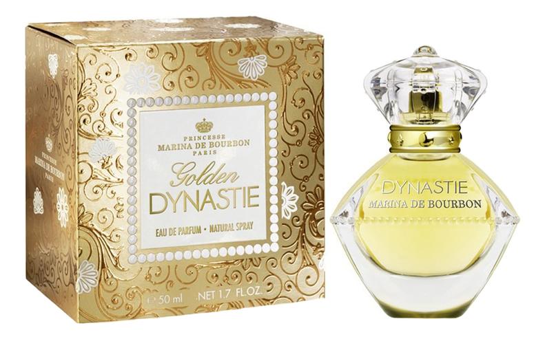 Купить Golden Dynastie: парфюмерная вода 50мл, Princesse Marina de Bourbon