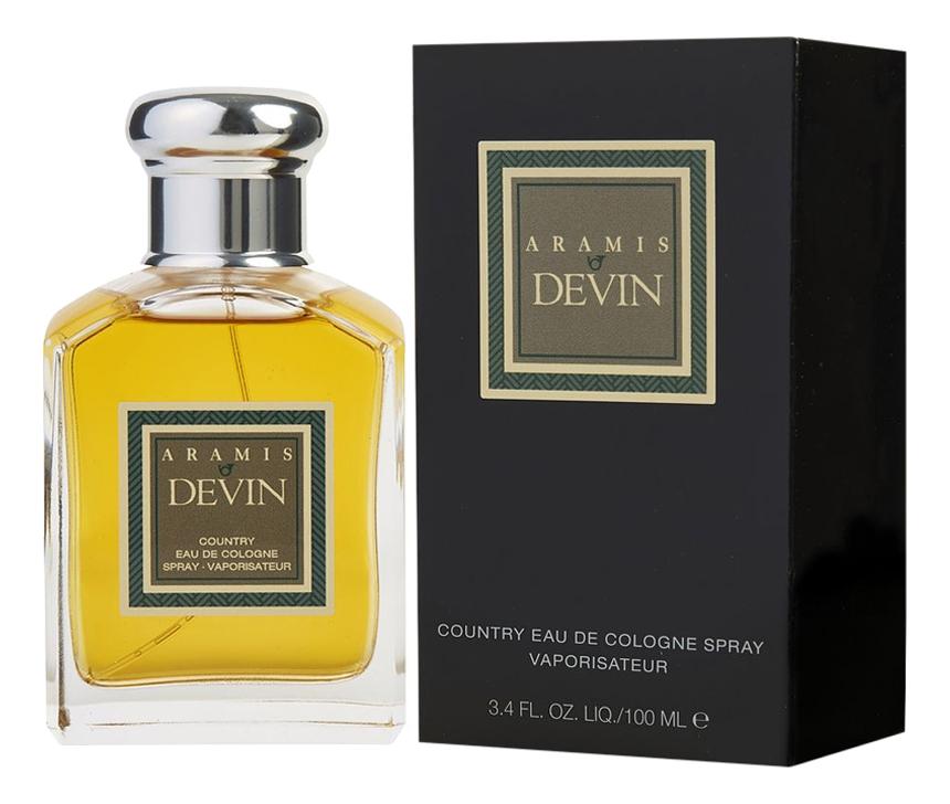 devin by aramis for men country eau de cologne spray 3 4 oz 100 ml tester Devin eau de cologne: одеколон 100мл