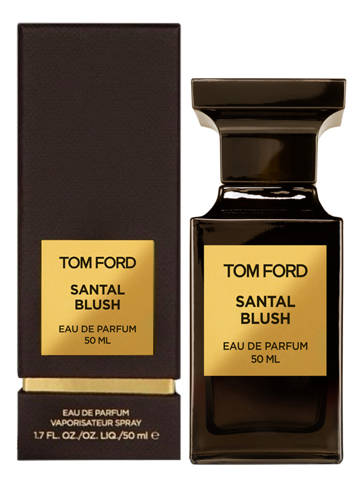 Фото - Tom Ford Santal Blush: парфюмерная вода 50мл tom ford fougere d'argent парфюмерная вода 50мл