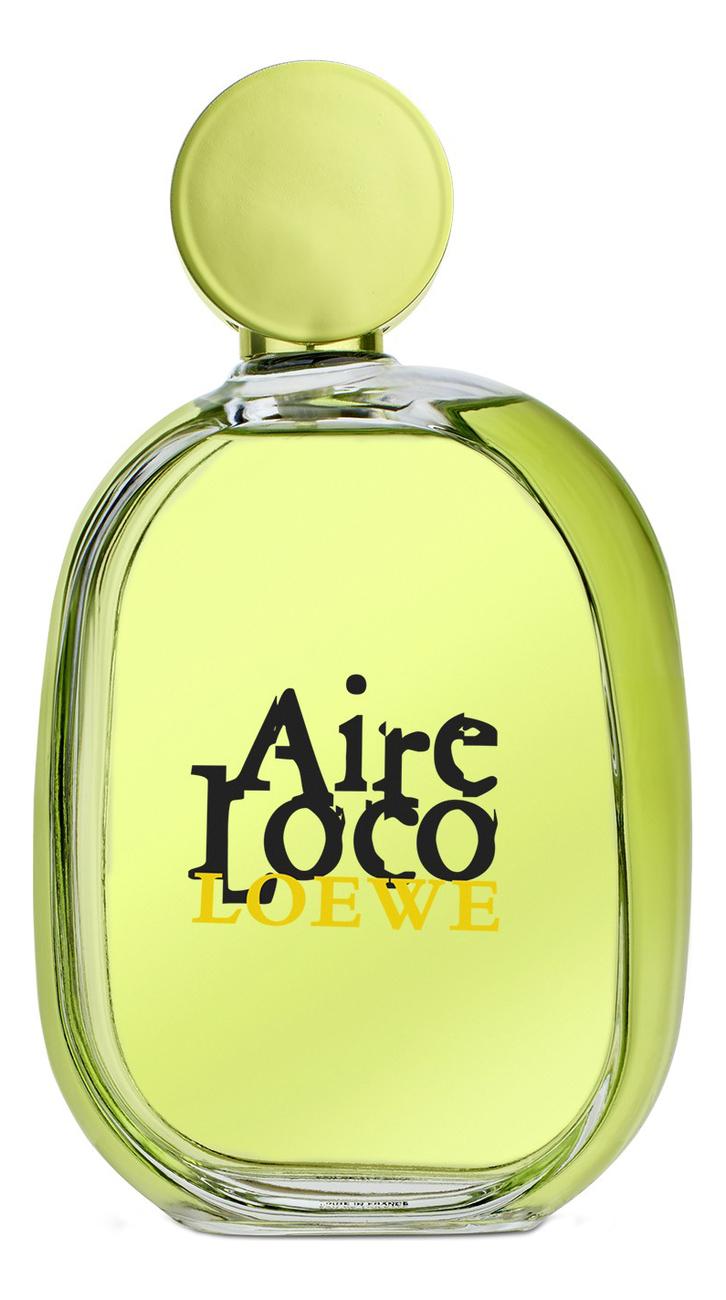 Фото - Loewe Aire Loco: туалетная вода 100мл тестер loewe loco