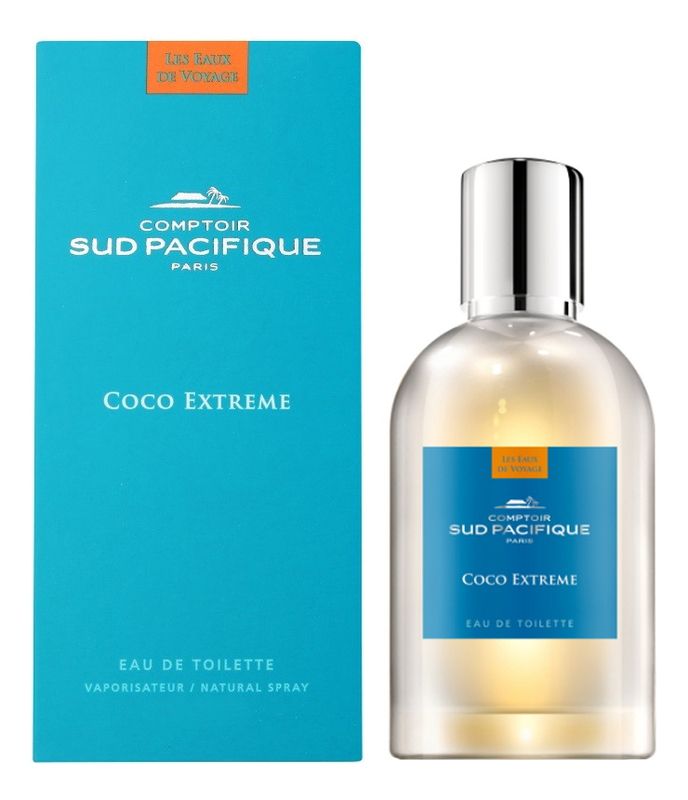 Coco Extreme: туалетная вода 100мл недорого